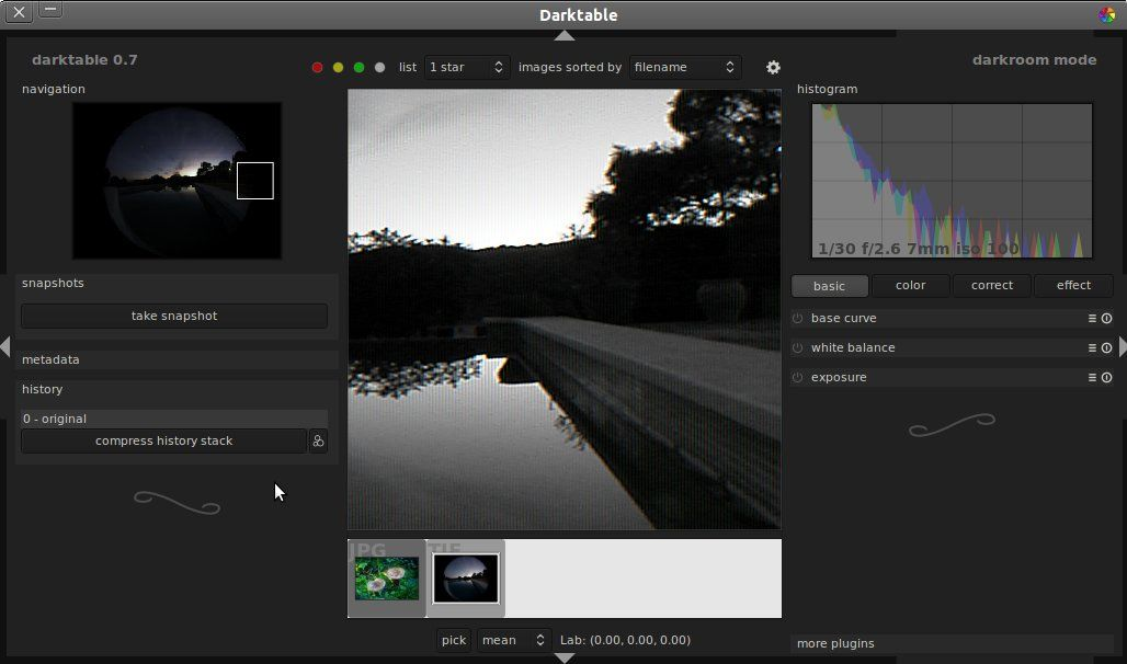 Instalar Darktable. Una alternativa libre que planta cara a LightRoom