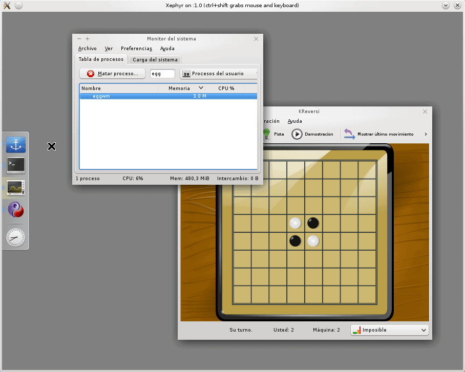 Egg Window Manager